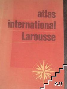 Atlas International Larousse Politique et Economique