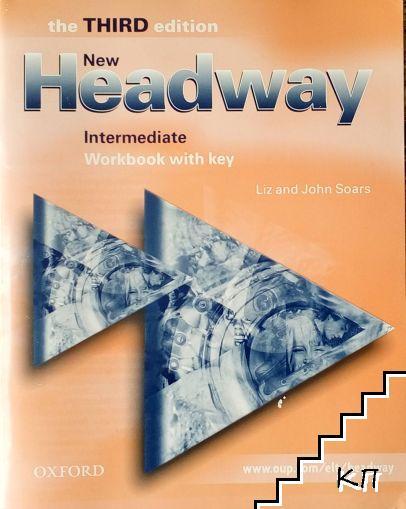 New Headway. Intermediate Workbook without key