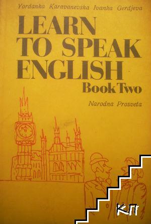 Learn to Speak English. Book 2
