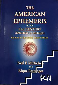 The american ephemeris for the 21 st century 2000-2050 at midnight