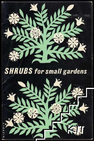 Shrubs for Small Gardens