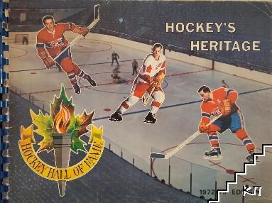 Hockey's Heritage 1972-73 Edition