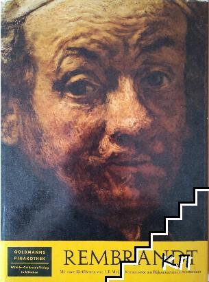 Rembrandt. Mit einer Einführung und Bildtexten