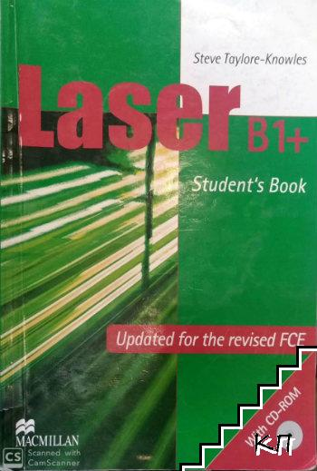 Laser B1+. Student's Book with CD-ROM