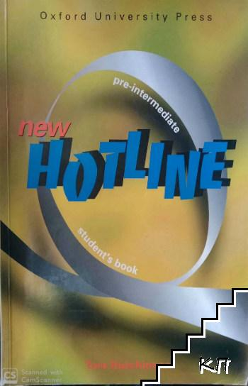 New Hotline. Student's book. Pre-intermediate