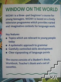 WOW! Student's book 3