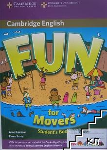 Fun for Movers. Student's Book