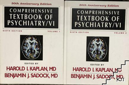Comprehensive textbook of psychiatry. Vol. 1-2