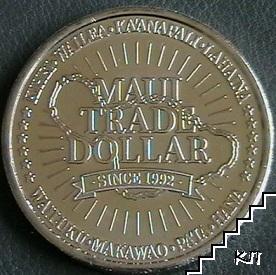 2 долара / 2019 / Хавай