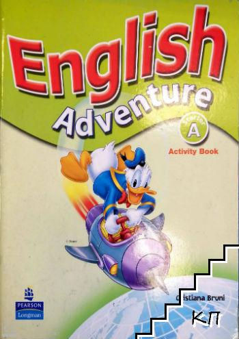 English Adventure. Activity Book