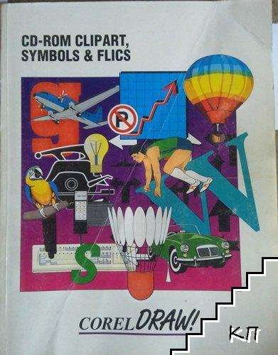 Corel Draw! CD-Rom Clipart, Symbols and Flics