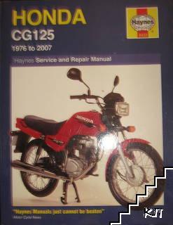 Honda Cg125. 1976 to 2007