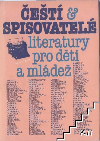 Češti spisovatelé literatury pro děti a mládež