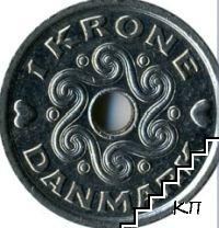 1 крона / 1998 / Дания