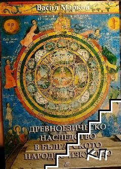 Древноезическо наследство в българското народно изкуство