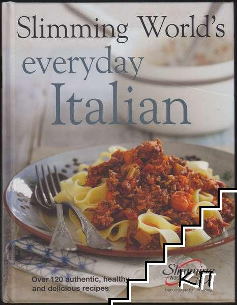 Slimming World's Everyday Italian: Over 120 authentic, healthy and delicious recipes