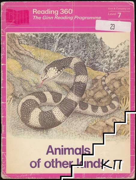 Reading 360. Level 7: Animals of Other Lands