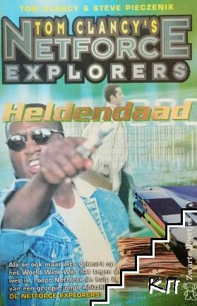 Tom Clancy's Netforce Explorers Heldendaad