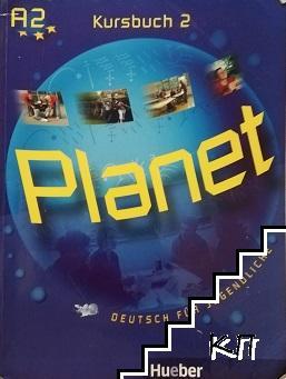 Planet A2. Kursbuch 2