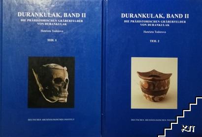 Durankulak. Die prähistorischen Gräberfelder von Durankulak, Band 1-2: Textteil; Katalogteil / Дуранкулак. Праистoрическото гробище на Дуранкулак