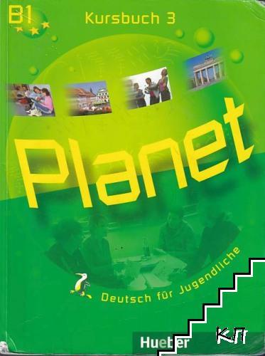 Planet B1 Kursbuch 3