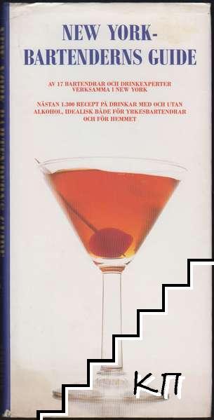 New York - bartenderns guide