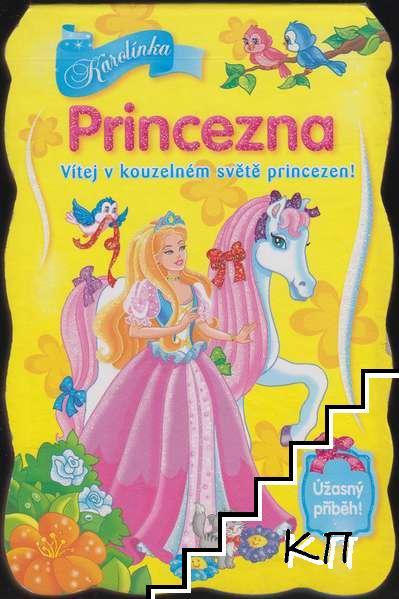 Princezna: Vítej v kouzelném světě princezen!