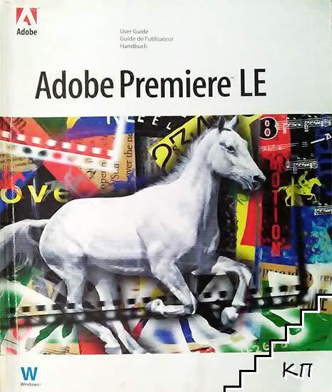 Adobe Premiere LE