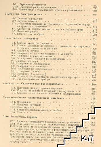 Справочник на радиолюбителя (Допълнителна снимка 3)
