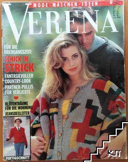 Verena. Бр. 8 / 1992