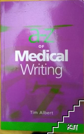A-Z of Medical Writing