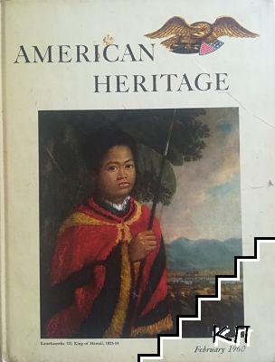 American Heritage. Vol. 11 / 1960