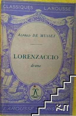 Lorenzaccio. Drame