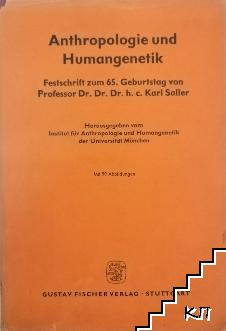 Anthropologie und Humangenetik