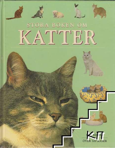 Stora boken om Katter: 1000 bilder och över 300 raser