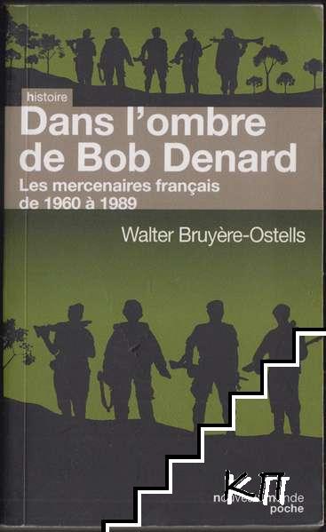 Dans l'ombre de Bob Denard: Les mercenaires français de 1960 à 1989