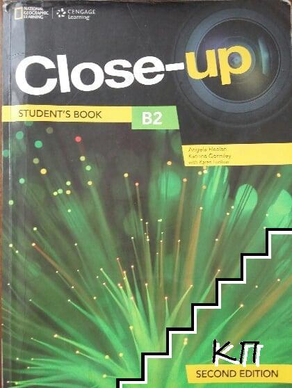 Close-Up (2nd) B2 Workbook. Учебник по английски език