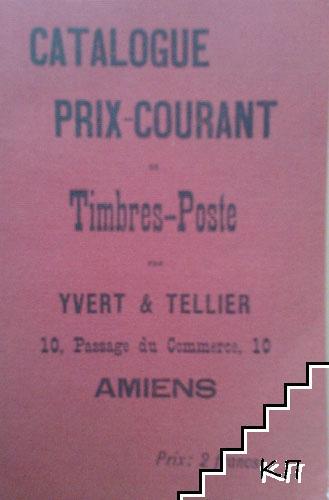 Catalogue de Timbres-poste