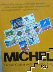 Michel Katalog 1995/96