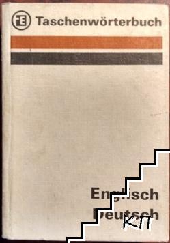 Taschenwörterbuch Englisch-Deutsch