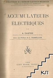 Accumulateurs électriques