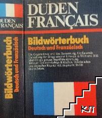 Duden Français Bildwörtebuch: Deutsch und Französisch
