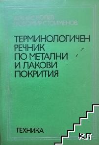 Терминологичен речник по метални и лакови покрития