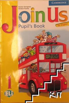 Join Us for English 1. Pupil's Book