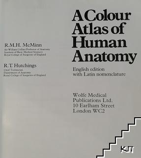 A Colour Atlas of Human Anatomy