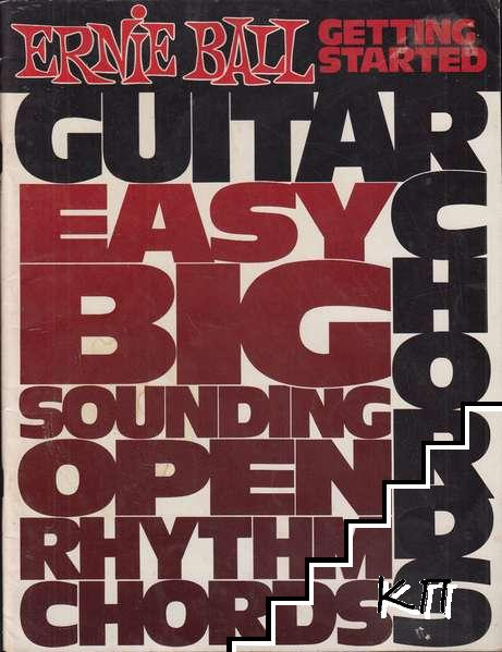 Getting Started Guitar Easy Chords