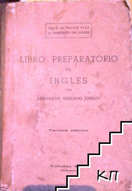 Libro preparatorio de Ingles