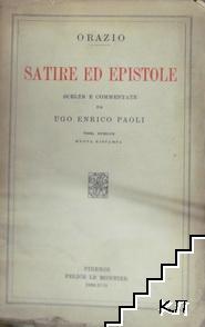 Satire ed epistole