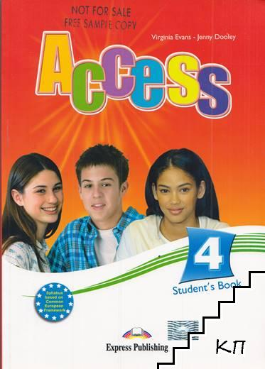 Access. Student's Book. Level 4