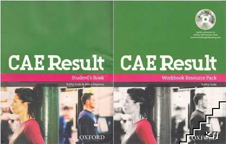 CAE Result. Student's Book. Workbook Resource Pack + CD